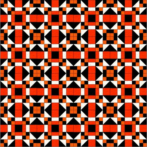 Block 12 4x4
