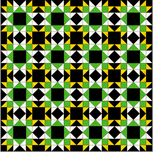 Block 24 4x4