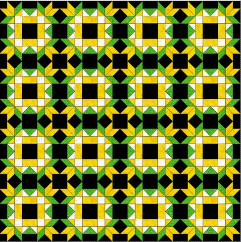 Block 25 4x4